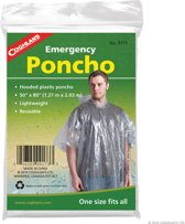Coghlan's Emergency - Poncho - Wit - One size