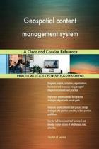 Geospatial Content Management System