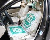 12V Car Summer Cool Geventileerde stoelhoes met koeler stoelbekleding-