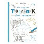 Het allerleukste tekenboek voor jongens