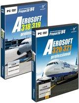 Prepar3D v4: Aerosoft Family Professional Bundle - Add-On - Windows Download