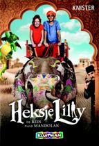 Heksje Lilly - De reis naar Mandolan