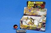 Ei met groeiende dinosaurus