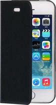 Qtrek Zwart Wallet Case iPhone 5 / 5s / SE