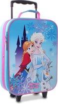 Frozen ANNA & ELSA Trolley Kinder Koffer Vakantie Handbagage Logeren