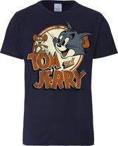 Logoshirt T-Shirt Tom und Jerry