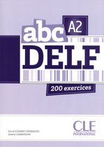 ABC DELF adulte A2 200 exercices livre+corrigés+transcriptions+mp3