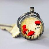 Poppy sleutelhanger outdoor accessoires