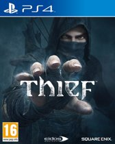 Thief (Inc. The Bank Heist Mission) /PS4
