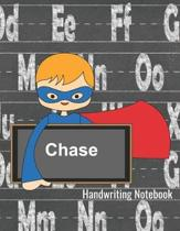 Chase Handwriting Notebook