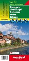FB WK211  Nationalpark Zirbitzkogel • Grebenzen • Murau • Sölkpass