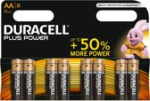 Duracell AA Plus Power - 8 stuks