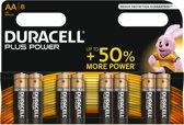 Duracell AA Plus Power - 8 stuks