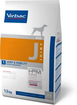 VIRBAC HPM canine joint/mobility J1 12KG