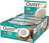 Quest Nutrition Quest Bars - Eiwitreep - 1 box (12 eiwitrepen) - Coconut Cashew