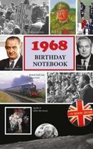1968 Birthday Notebook