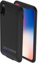 BestCases.nl Zwart smart batterij hoesje Apple iPhone X
