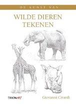 De kunst van wilde dieren tekenen
