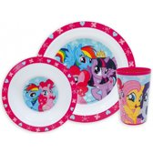 Kinder ontbijt set My Little Pony