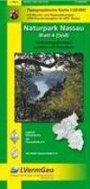 Naturpark Nassau 4 (Süd). Loreley 1 : 25 000. Wanderkarte