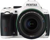 Pentax K 50 + DA 18-135mm WR - Spiegelreflexcamera - Wit