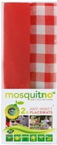 MosquitNo Placemat Rood