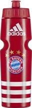 FC Bayern Munchen Drinkfles - Adidas - 750 ml - Rood