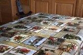 PVC Tafellaken - Tafelkleed - Tafelzeil - Kerstmis - Feestdagen - Opgerold op koker - Geen plooien - Duurzaam - 140 cm x 250 cm - Kerstboom