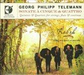 Telemann: Sonate a Cinque & Quattro
