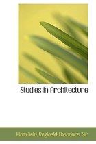Studies in Architecture