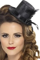 Dressing Up & Costumes | Costumes - Burlesque Showgirl - Mini Tophat