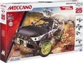 Meccano Berg Rally - 25 Modellen