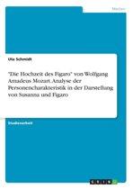 Die Hochzeit Des Figaro Von Wolfgang Amadeus Mozart. Analyse Der Personencharakteristik in Der Darstellung Von Susanna Und Figaro
