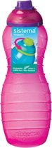 Sistema - Lunch - Drinkfles Davina - Roze - 700 ml