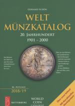 Weltmünzkatalog 20. Jahrhundert von 1900 bis 2000