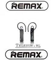Remax HD Voice Bluetooth Headset T9 ZWART