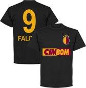 Galatasaray Falcao 9 Team T-Shirt - Zwart - L