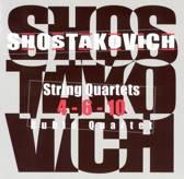 Shostakovich: String Quartets 4, 6, 10
