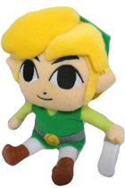 Legend of Zelda: Phantom Hourglass Link 20 cm Pluche