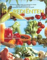 Ingrediënten (het boek van Alber Heijn over bekende en minder bekende ingrediënten en de de invloedrijke keukens van overal ter wereld met meer dan 250 recepten