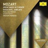 Great Mass In C Minor/Exsultate Jubilate(Virtuoso)