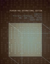 Compilers: Pearson  International Edition