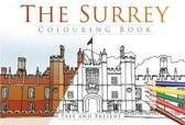 The Surrey Colouring Book