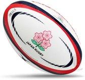 Gilbert Japan Official Replica rugbybal maat 5
