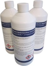 Isopropyl / Isopropanol Alcohol 3x 1Liter
