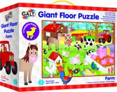 Giant floor puzzel Farm
