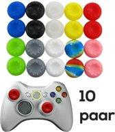 Trendfield Thumb Grips Controller Caps Thumbsticks voor Playstation PS4 Xbox 360 Xbox One (2 stuks)