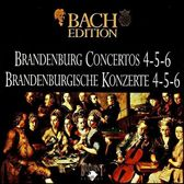 Brandenburg Concertos 4-5-6