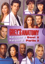 GREY'S ANATOMY S3, PART 2 DVD NL/FR