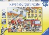 Ravensburger Brandweer - Puzzel van 100 stukjes